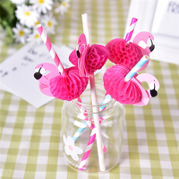 50pcs Lot Colorful Paper Drinking Straws Plastic Party Drinking Tubes Straw Kids Birthday Wedding Party Decoration