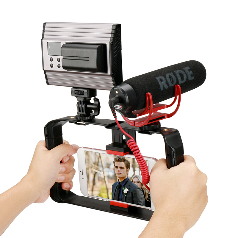 Smartphone Video Rig Stabilizer 37