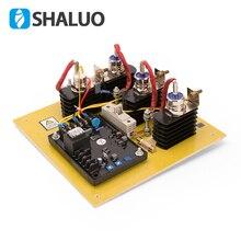 GAVR 100A регулятор напряжения с выпрямителем и диод для угольных щеток дизель-генератор SAVRH-100A 380V трехфазный