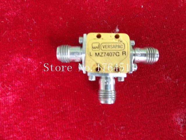 [BELLA] M/A-COM/WJ MZ7407C RF:6-18GHz RF Coaxial Mixer SMA