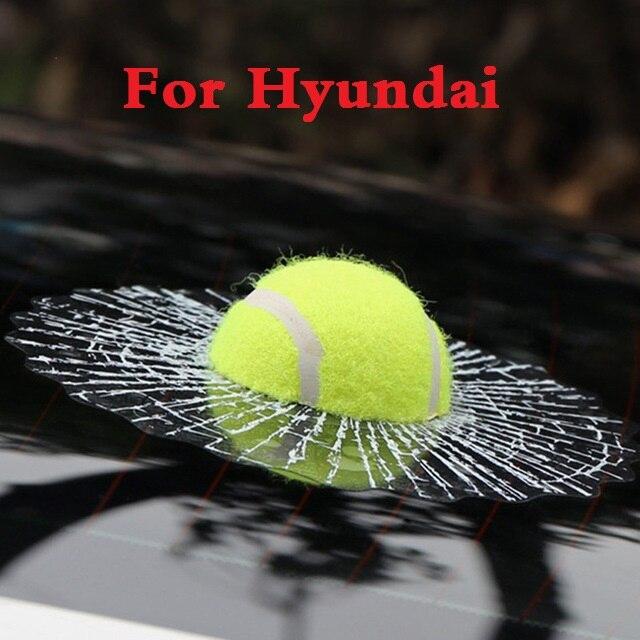 New Car Styling Baseball Tennis cover Auto Body Sticker Accessori for Hyundai Getz Grandeur i10 i20 i30 i40 Maxcruz Veracruz XG набор автомобильных экранов trokot для hyundai getz 2002 2011 на заднее ветровое стекло