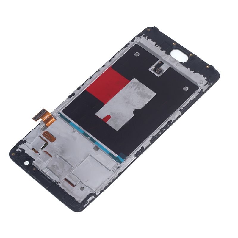 """Image 4 - 5.5"""" AMOLED For Oneplus 3 3T LCD display + Touch screen sensor assembly replacement A3010 A3000 A3003 mobile phone repair parts-in Mobile Phone LCD Screens from Cellphones & Telecommunications"""