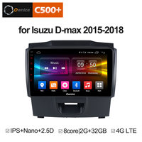 Ownice C500+ G10 Android 8.1 Car DVD Radio Player GPS for Chevrolet Trailblazer Colorado S10 Isuzu D max MU X Navigation TPMS