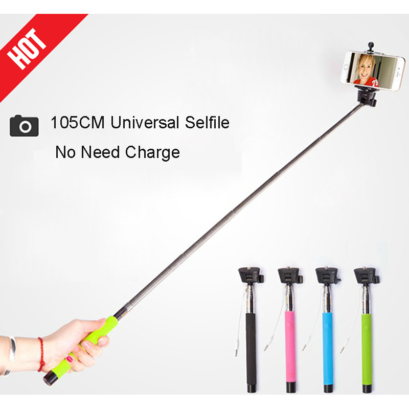 for android selfie stick with micro usb connector handheld monopod for samsung htc xiaomi sony. Black Bedroom Furniture Sets. Home Design Ideas