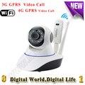 Nueva 3G/4G Todo el Modo de tarjeta sim cámara IP WiFi CCTV cámara gsm IR h.264 onvif Noche Webcam cámara de seguridad Móvil