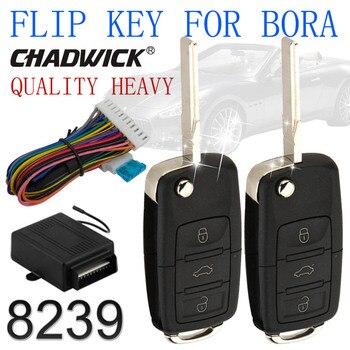 Новинка, хит продаж, CHADWICK, 8239, ключ без ключа, система входа для Bora vw Volkswagen, пульт дистанционного управления, центральный дверной замок, замок,...