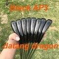 2019 datang dragon golf irons Black AP3 irons gesmeed set (3 4 5 6 7 8 9 P) met dynamische goud S300 steel shaft 718 golfclubs