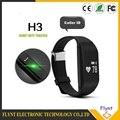 Nueva frecuencia cardíaca resistente al agua ip69 smartband h3 gimnasio dormir rastreador pasómetro ios android smart watch pulsera js-yls0005