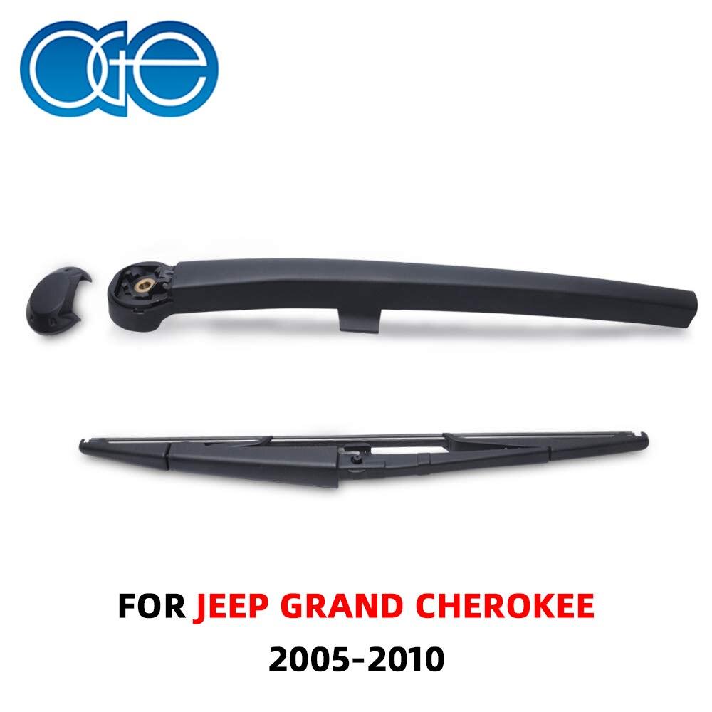 if applicable HODEE braccio tergicristallo posteriore e lama per la sostituzione per Wrangler JK 2007 2008 2009 2010 2011 2012 2013 2014 2015 2016