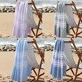 100% Cotton Pestemal Turkish Bath Beach Towels Blanket shawl scarf 100*180cm/75*140cm Adult Beroyal
