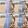 100% algodão turco pestemal toalhas de praia de banho cobertor xaile do lenço 100*180 cm/75*140 centímetros para adultos beroyal
