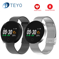 Teamyo Smart Watches Blood Pressure Heart Rate Monitor Cardiaco Pedometer Fitness Watch Smartwatch Fitness Smart Bracelet