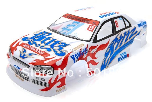 Yukala 1 10 Rc Car Shell Body 1 10 Rc Car Pvc Painted Body Shell