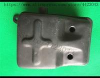 Schalldämpfer für MITSUBISHI TL43 TL52 Pinsel Cutter. Gras Trimmer. Mäher. Pinne. Benzin Motor Garten Werkzeuge Ersatzteile