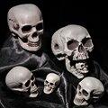 1 шт., голова черепа человека в стиле Хэллоуина, все размеры