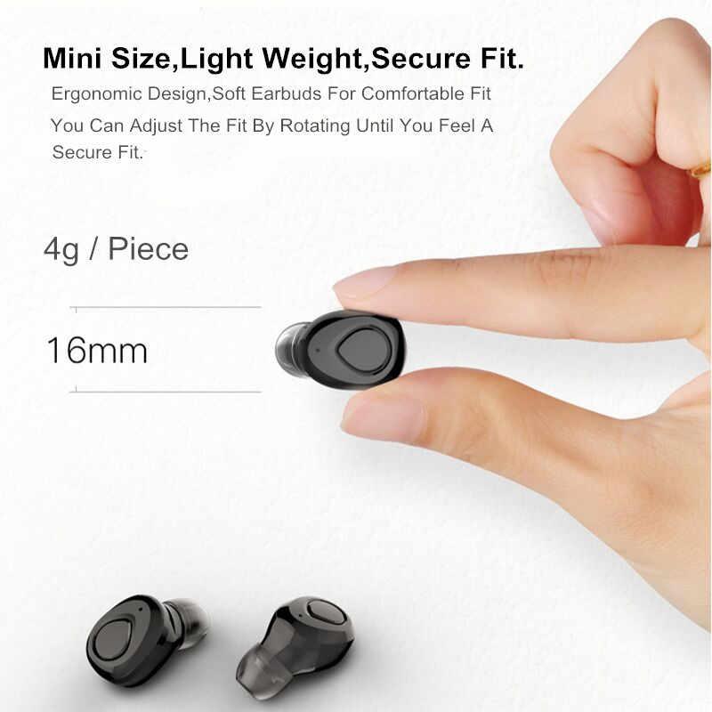 Bluetooth наушники гарнитура беспроводные наушники и наушники TWS беспроводные наушники-вкладыши телефон наушники с микрофоном стерео Bluetooth наушники