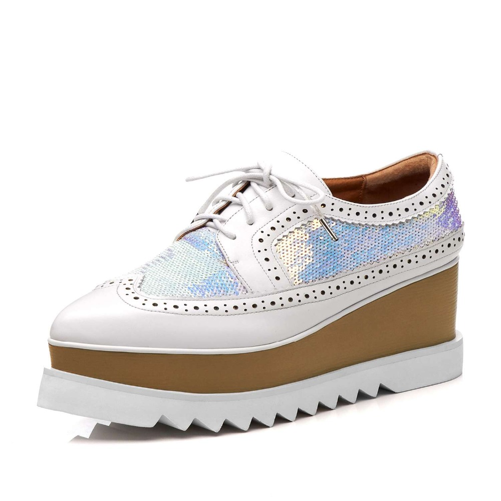 Shoes woman2019 winter cold warm flat with the increase in women's shoes flat casual dating party shoes - 2