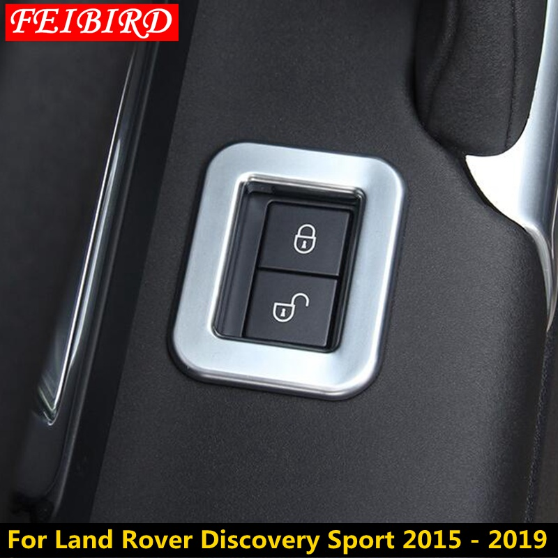 Full Kit Interior Cover Trim Decoration for Land Rover Discovery Sport 2015-2018