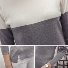 Fashionable Winter Knit Jumper Women's Sweater