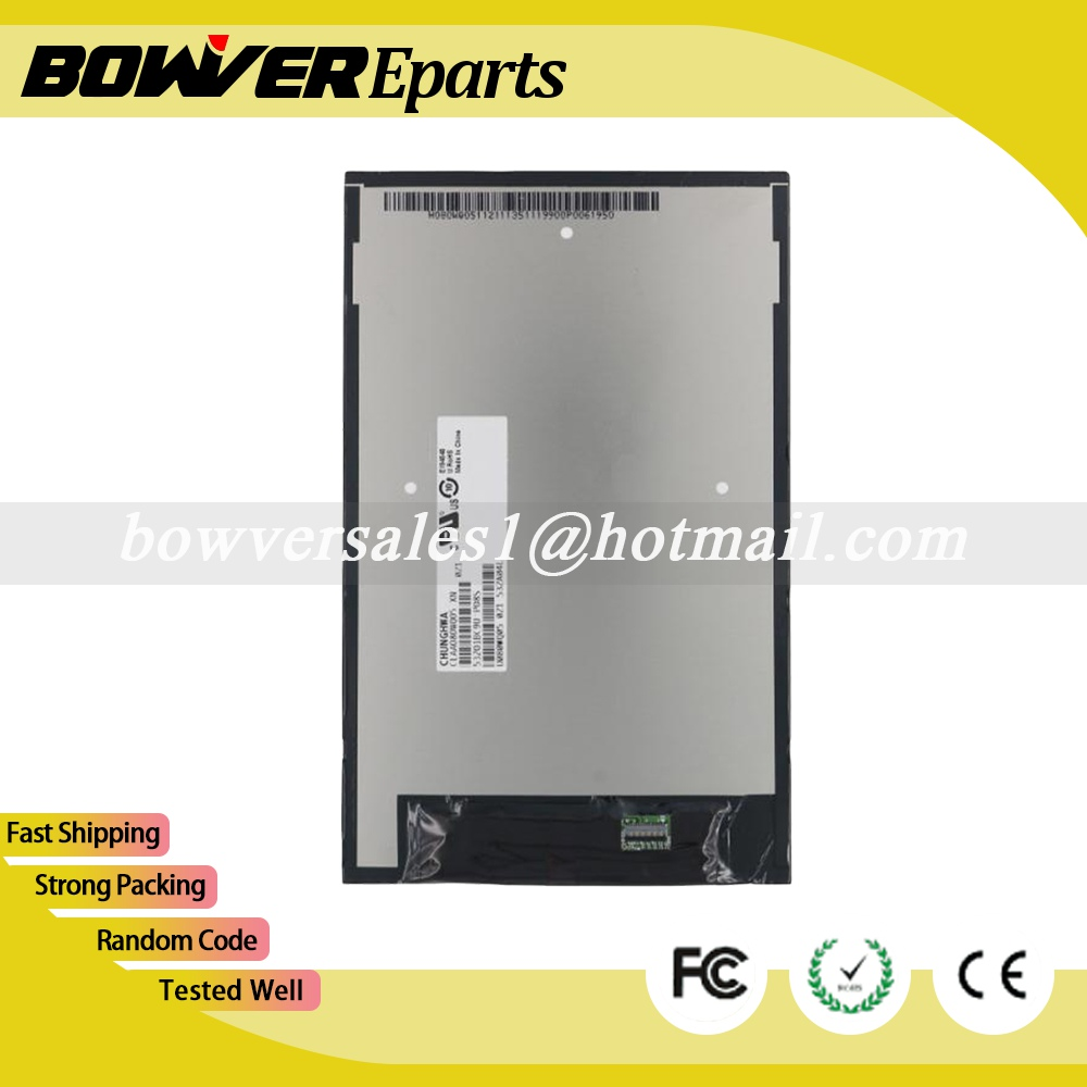 A+ 8 inch LCD Display Screen Panel Repair Parts Replacement For Lenovo A8-50 A5500 CLAA080WQ05 XN V