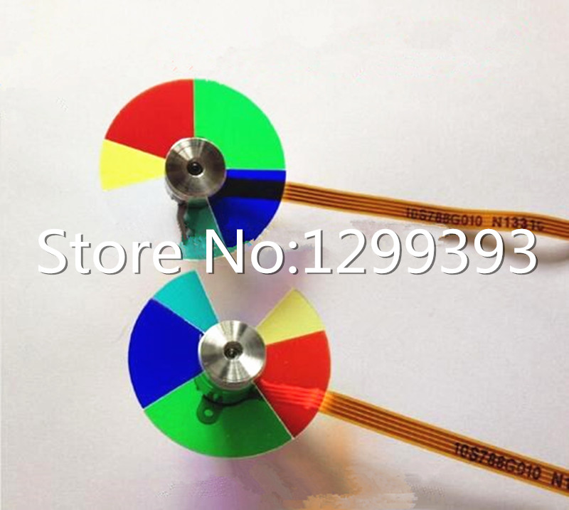 Projector Color Wheel for  Optoma X303  Free shipping original projector color wheel for optoma ex540i