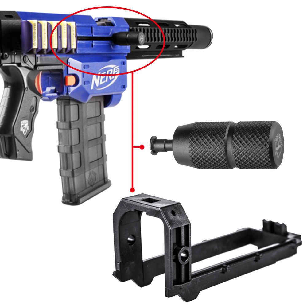 Pull Grip Slede Set Speelgoed Mod Gemodificeerde Kit Voor Nerf Voor Retaliator Voor Blaster