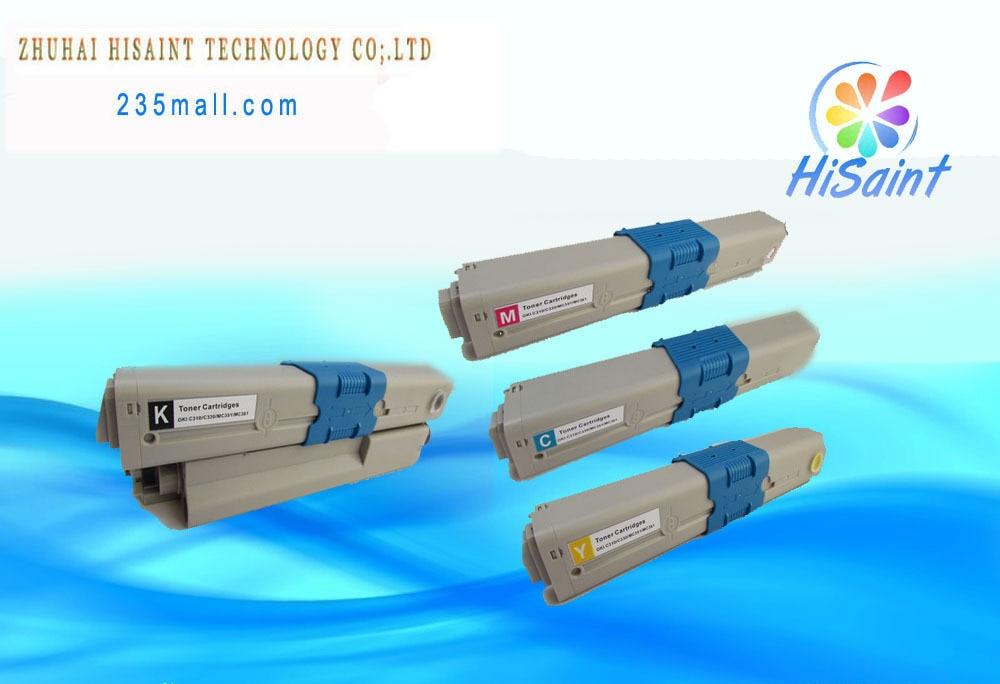 ФОТО HOT Compatible for  C310 c310  C330 C510 C530 MC351 MC352 MC361 MC362 MC561 MC562 School office printing supplies
