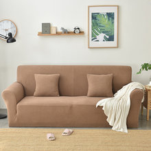 Slipcovers Sofa tight wrap all-inclusive slip-resistant elastic full sofa Cover 1/2/3/4 seater Four Season Couch Cover(China)