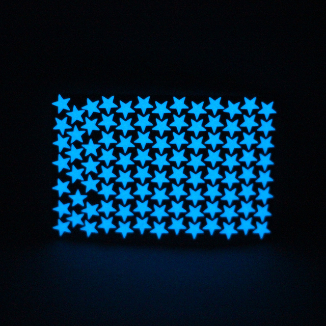 Por kids wall lights lots 100pcslot glow in the dark stars wall por kids wall lights lots 100pcslot glow in the dark stars wall stickers aloadofball Image collections