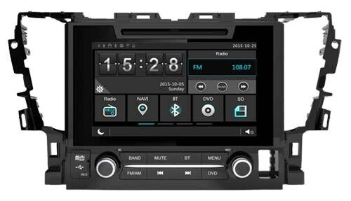 Новый dvd-плеер автомобиля GPS Navi мультимедиа для Toyota Alphard 2015 головного устройства Авторадио Стерео с радио Bluetooth карта Свободная камера