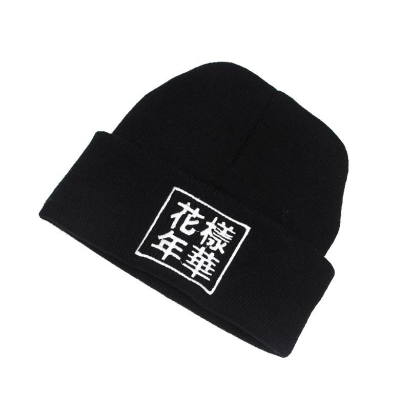 Print Adult Casual Unisex Cotton K-pop Bts   Cap   Bangtan In Bloom Hat Cartoon Cute Pt.2   Baseball     Caps   Kpop Knitted Hats BTS
