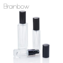 Brainbow 3pcs Glass Refillable Bottles 3ML 10ML 20ML Spray Perfume Bottle Empty Cosmetic Containers With Spray Makeup Accessory(China)