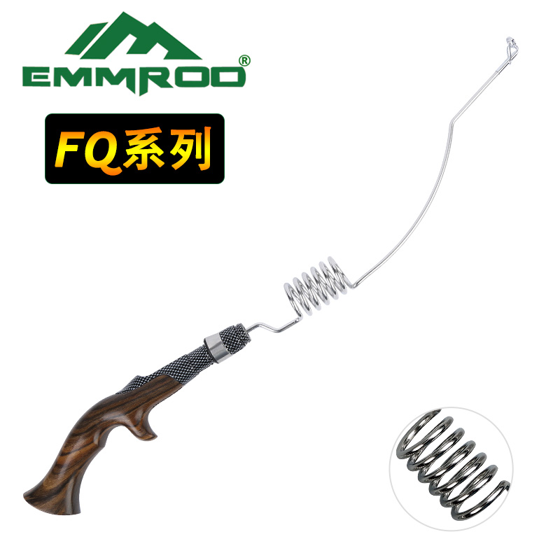 NEW Emmrod Fishing Casting Pole Bait Casting rod ყინულის თევზაობა Rod Boat / Raft Rod