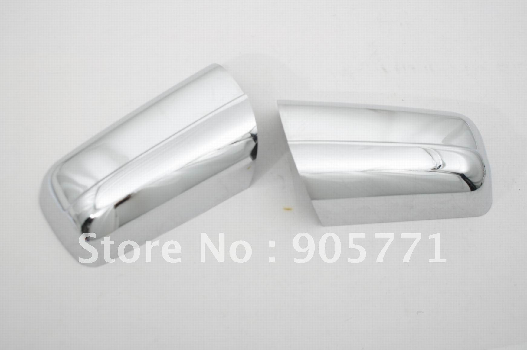 Haute Qualité Couverture Chrome Miroir pour Mercedes Benz W210 Classe E (95-00) livraison gratuite