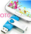 Melhor qualidade OTG USB Flash Drive capacidade real 4 GB-64 GB USB 2.0 caneta Chave Do Carro Cartão de Memória Pen drives polegar Presente celular S248