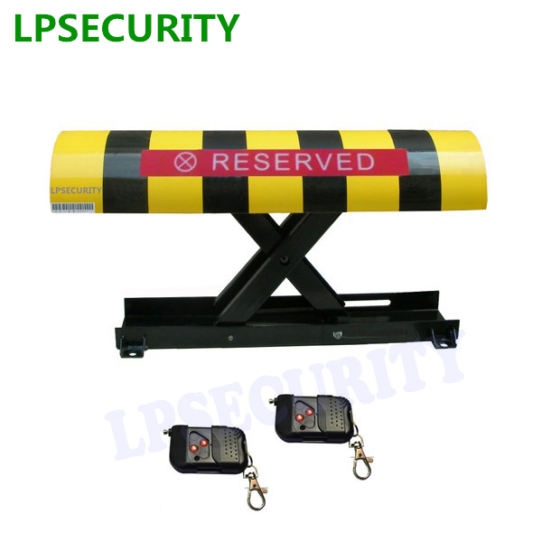 LPSECURITY Reserved Automatic Parking Lock & Parking Barrier - Long Rocker - Parking Locks & Barriers(no battery)