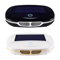 Car Solar Air Purifier Formaldehyde Scavenging Anion Negative Ion Air Freshner Car Accessories Easy To Carry Cheap And Fine