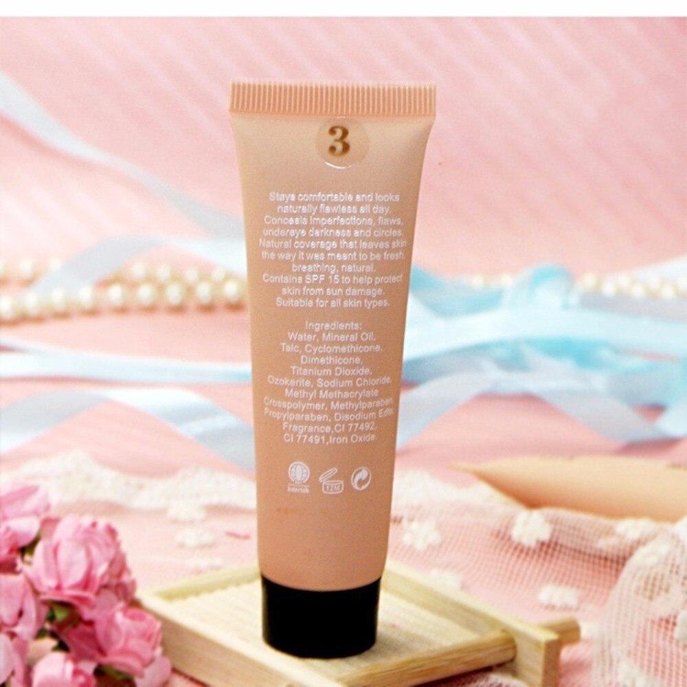Натуральный уход за лицом тональный крем BB крем отбеливающий увлажняющий маскирующий крем Nude Foundation Осветляющий Макияж Красота лица TSLM1