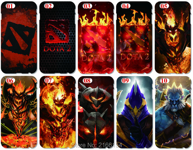 dota 2 logo phone cover for iphone 5 5s se 5c 6 6s 7 plus touch 5