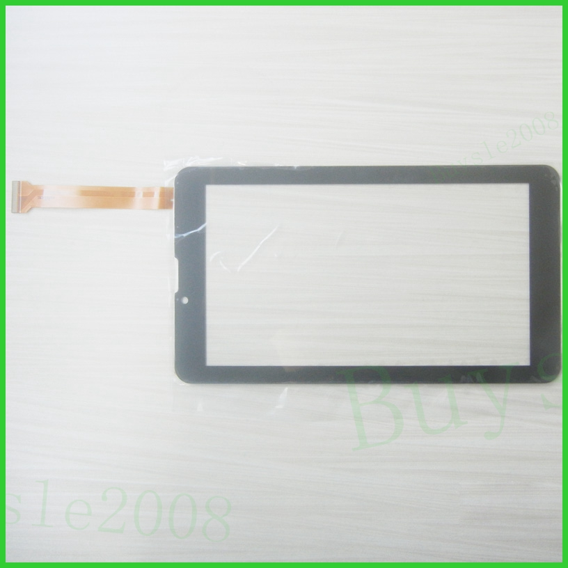 New For 7'' GiNZZU GT-X770 v2 8GB LTE Tablet Capacitive touch screen panel Digitizer Glass Sensor Replacement Free Shipping new capacitive touch screen digitizer cg70332a0 touch panel glass sensor replacement for 7 tablet free shipping