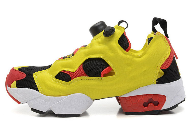 € 84.46  2015 New Insta Pump Fury OG Men Running Shoes Runner Fans women Low Cut outdoor Sneakers Free Shipping unisex Size 36 44 dans Football