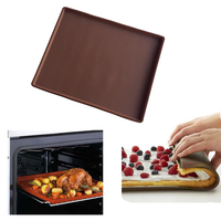Non Stick Silicone Baking Mat Cake Pad Soft Heat Resistant Oven Swiss Roll Silicone Pad Liner