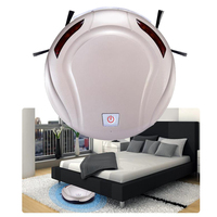 500pa Pro Intelligent Robot Vacuum Cleaner With Suction Dry And Wet Mopping Robot Adspirador