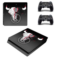 Air Jordan PS4 Slim Skin Sticker Decal Vinyl for Playstation 4 Console and 2 Controllers PS4 Slim Skin Sticker