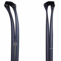 Matte Full UD Carbon Fiber Bicycle Seat Post Bike SeatPost For Road Mountain Cycling Parts 20