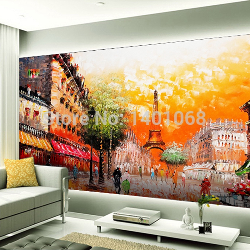 2017 Custom Modern Luxury Photo Wall Mural 3D Wallpaper Papel De Parede Living Room Tv Backdrop