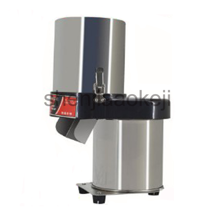 commercial Electric vegetable slicing machine automatic stainless steel professional vegetable cutting machine 220V 400W 1PC vertical stainless steel electric shredder commercial vegetable slicer professional vegetable shredder 220v 1500w 1pc