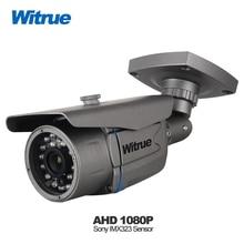 Witrue Sony IMX323 AHD Cámara 1080 P Video Vigilancia Cámara 20 M Cámara de Visión Nocturna de Seguridad CCTV Cámara Impermeable Al Aire Libre