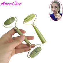 Portable Massage Roller Jade Face Face Slimming Natural Heal