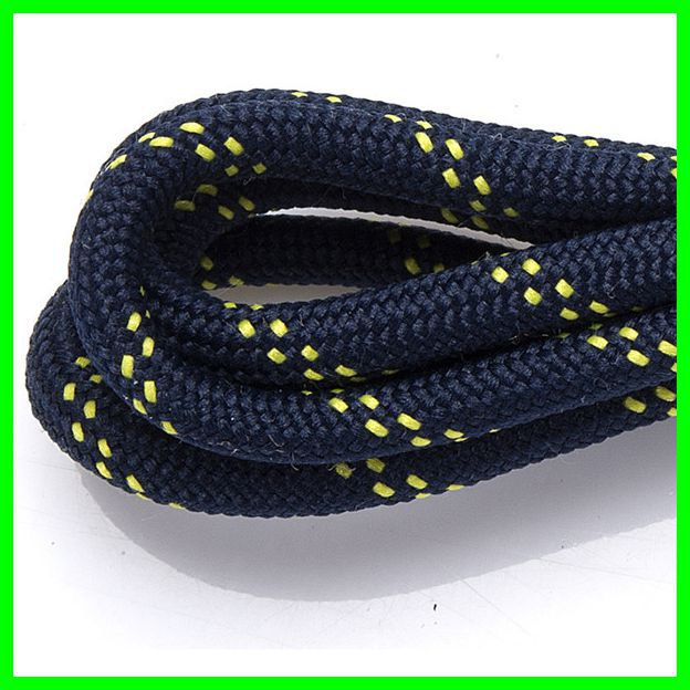 2018 New Polka Climbing Shoelaces 160cm Length Round Rope Shoe Laces For Sneaker 1 Pair On Sale